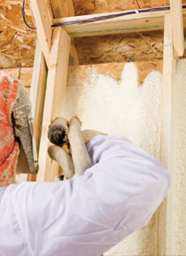 Winston-Salem Spray Foam Insulation Services and Benefits