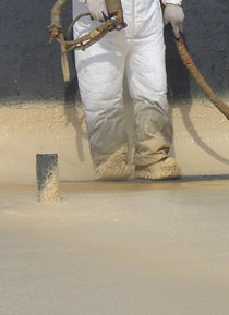 Winston-Salem Spray Foam Roofing Systems